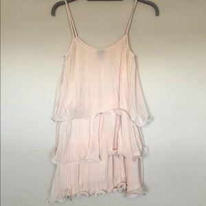 H&M ruffled dress 👗